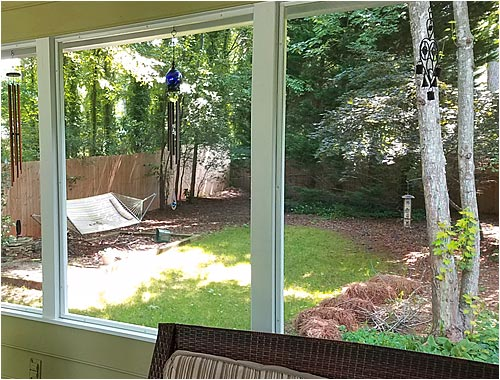 We install Bettervue window screens