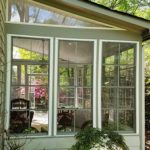 Eze-Breeze porch enclosure